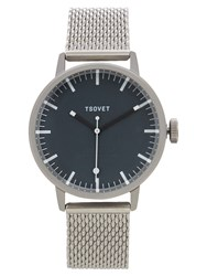 Tsovet Svt Cn38 Stainless Steel Watch Silver