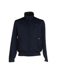Fifty Four Coats And Jackets Jackets Men Dark Blue