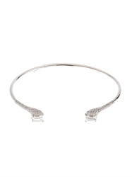 Susan Foster Diamond And White Gold Bracelet