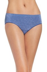 B.Tempt'd Women's By Wacoal Hipster Briefs Limoges Heather