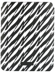 Dsquared2 Zebra Print Ipad Case Black