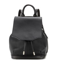 Rag And Bone Mini Pilot Leather Backpack Black