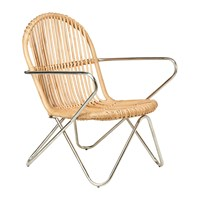 Pols Potten Timor Chair Natural