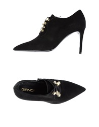 Giancarlo Paoli Lace Up Shoes Black