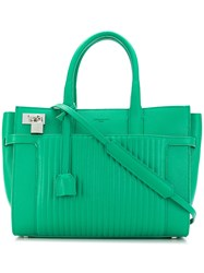Zadig And Voltaire Candide Tote Green