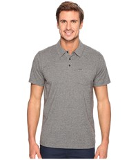 Rip Curl Links Polo Charcoal Men's Clothing Gray