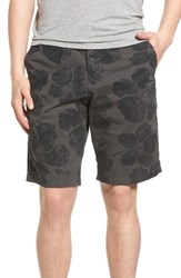 Lucky Brand Men's Hibiscus Print Shorts