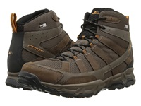 Montrail Fluid Enduro Mid Leather Outdry Cordovan Bright Copper Men's Hiking Boots Bronze