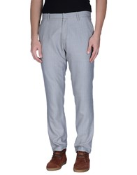 Richard Nicoll Trousers Casual Trousers Men Grey