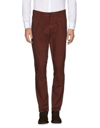 Klixs Jeans Casual Pants Brown