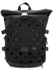 Makavelic Fearless Rolltop Backpack Polyester Black