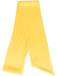 F.R.S For Restless Sleepers Satin Headscarf Yellow