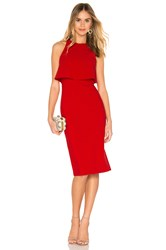 Likely Shayna Dress Red