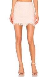 Lovers Friends Island Hopper Skirt Peach