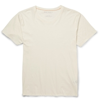 Nudie Jeans Fairtrade Organic Cotton Jersey T Shirt Neutrals