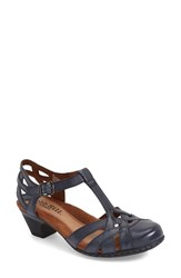 Women's Cobb Hill 'Aubrey' Sandal Navy Leather