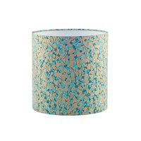 Clarissa Hulse Garland Lampshade 21Cm Pebble Jade Dark Aqua