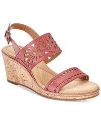 Easy Spirit Kristina Sandals Women's Shoes Red