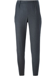A.P.C. 'Callipso' Tailored Trousers Grey