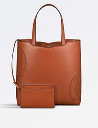 Cartier Happy Birthday Le 18H Leather Tote