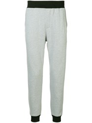 Guild Prime Sports Jersey Trousers Grey
