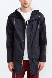 Without Walls Fishtail Rain Jacket Black