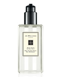 Wood Sage And Sea Salt Body And Hand Wash 250 Ml Jo Malone London Green