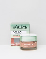 L'oreal Paris Pure Clay Glow Face Mask Glow Clear