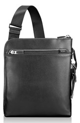 Tumi Men's 'Arrive Owen' Leather Crossbody Bag