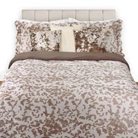 Pratesi Dolce Vita Jacquard Super King Set Brown