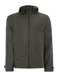 Hunter Men's Original Rubber Windcheater Olive