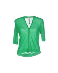 I'm Isola Marras Knitwear Cardigans Women Green