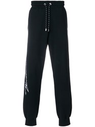 Blood Brother Mainframe Joggers Cotton Black