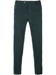 Pt01 Classic Chinos Green