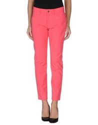Escada Sport Denim Pants Coral