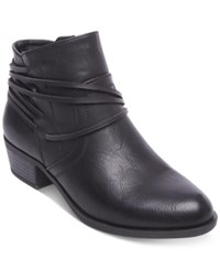 Madden Girl Become Booties Women's Shoes Black