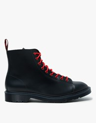 Off White Dr. Martens X Les Boots Dark Blue