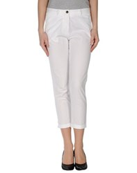 Mauro Grifoni Trousers 3 4 Length Trousers Women