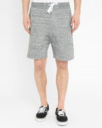 Eleven Paris Mottled Grey Rufin Jersey Shorts