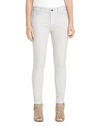 Ralph Lauren Stretch Skinny Jeans In Winter Champagne