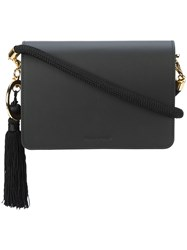 Mother Of Pearl Drew Satchel Bag Black