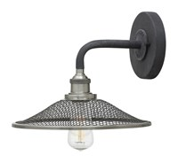 Hinkley Rigby Sconce 4360Dz Aged Zinc Brown