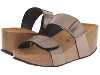 Eric Michael Cody Bronze Women's Wedge Shoes