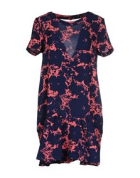 Andy Warhol By Pepe Jeans Dresses Short Dresses Women Dark Blue