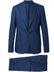 Vivienne Westwood Two Piece Suit Blue