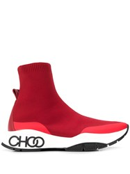 Jimmy Choo Raine Sock Sneakers 60