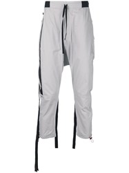 Unravel Project Classic Tracksuit Trousers Grey