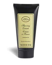 The Art Of Shaving Cream Tube Unscented 2.5 Oz.