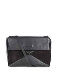 Marc By Marc Jacobs Geometric Slouchy Leather Shoulder Bag