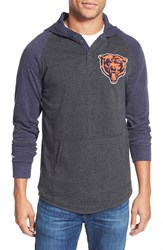 Mitchell Ness Mitchell And Ness 'Home Stretch Chicago Bears' Tailored Fit Hoodie Ash